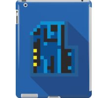 Doom Key: Blue iPad Case/Skin