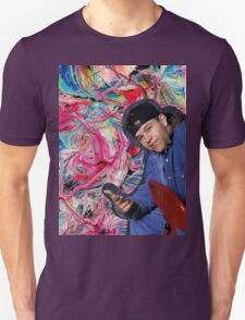 Marky Mark Wahlberg beauty art  Unisex T-Shirt
