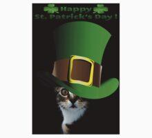 Happy St Patricks Day Baby Tee