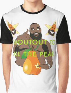 I JUST PEAR NOW Graphic T-Shirt