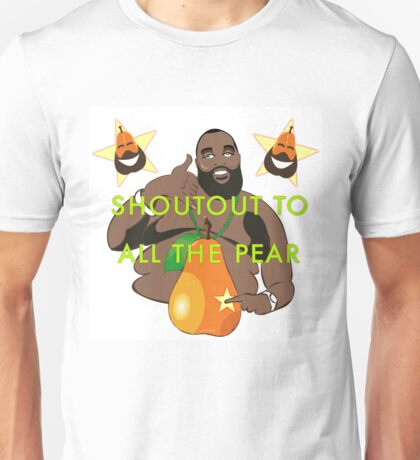 I JUST PEAR NOW Unisex T-Shirt