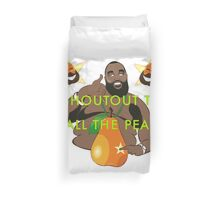 I JUST PEAR NOW Duvet Cover