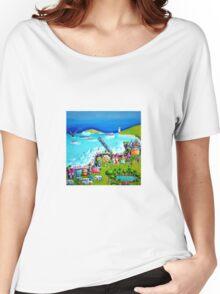 Hervey Bay, QLD Australia Women's Relaxed Fit T-Shirt