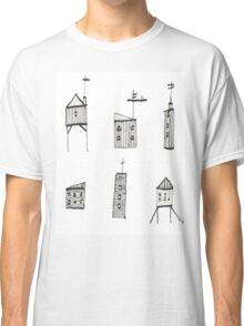 A Collection of Buildings Classic T-Shirt
