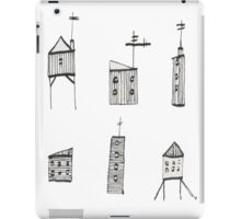 A Collection of Buildings iPad Case/Skin