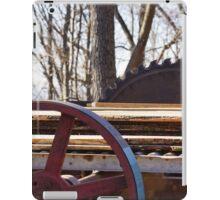 Saw Mill iPad Case/Skin