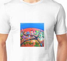 Silverton, NSW, Outback Australia Unisex T-Shirt