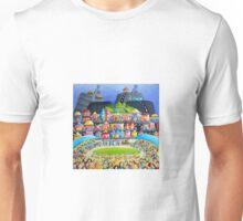 St Pat's Race Day, Broken Hill, Outback Australia Unisex T-Shirt