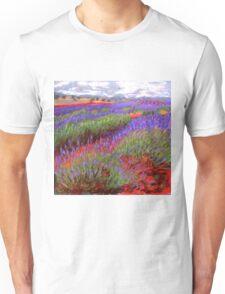 Lovelock's Lavender Unisex T-Shirt