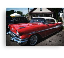 Classic Car 2 Canvas Print
