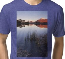 Cold reflections Tri-blend T-Shirt