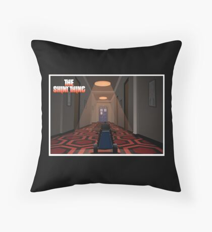 The Shiny Thing 2 Throw Pillow