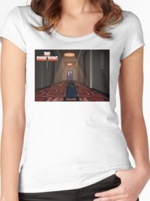 The Shiny Thing 2 Women's Fitted Scoop T-Shirt