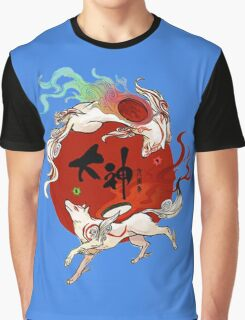 Okami Graphic T-Shirt
