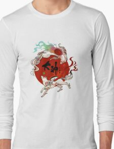 Okami Long Sleeve T-Shirt