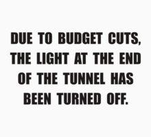Budget Cuts Kids Tee