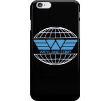 Weyland Corp Alien - Logo iPhone Case/Skin