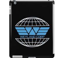 Weyland Corp Alien - Logo iPad Case/Skin