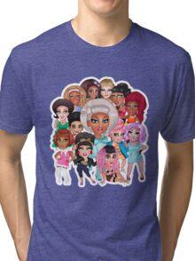 RuPaul's Drag Race Season 8 Queens Tri-blend T-Shirt