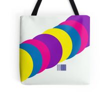 The Happy Gumball Collection - Insane White Tote Bag