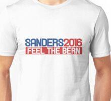 sanders 2016 feel the bern Unisex T-Shirt