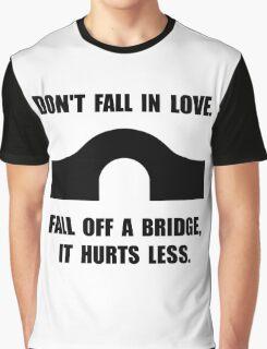 Love Bridge Graphic T-Shirt