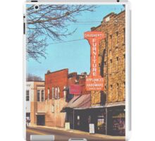 """""""That Small Town Feel""""... prints and products iPad Case/Skin"""