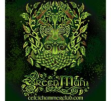 """""""The Green Man, or Jack o' the Green"""" Photographic Print"""