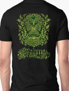"""The Green Man, or Jack o' the Green"" Unisex T-Shirt"