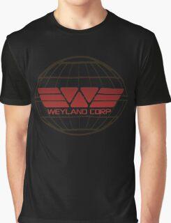 Weyland Corp Alien - Logo - Tshirt Graphic T-Shirt