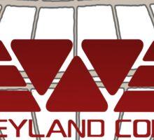 Weyland Corp Alien - Logo - Tshirt Sticker