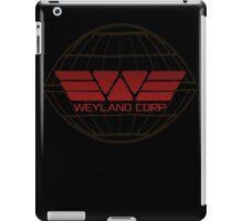 Weyland Corp Alien - Logo - Tshirt iPad Case/Skin