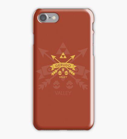 Gerudo Valley iPhone Case/Skin