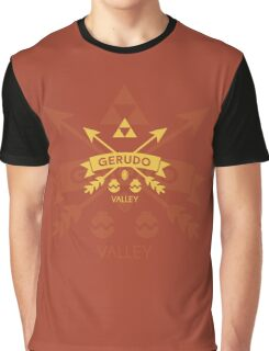 Gerudo Valley Graphic T-Shirt