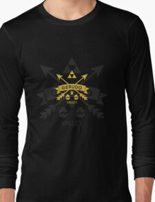 Gerudo Valley Long Sleeve T-Shirt
