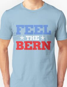 feel the bern Unisex T-Shirt