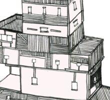 Boxxy Building Sticker