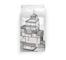 Boxxy Building Duvet Cover