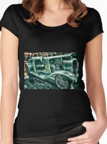 Classic Car 5 Women's Fitted Scoop T-Shirt