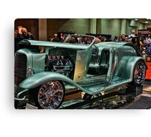 Classic Car 6 Canvas Print