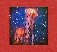 Cosmic Jellyfish Tri-blend T-Shirt