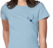 Dragonfly Tee Womens Fitted T-Shirt