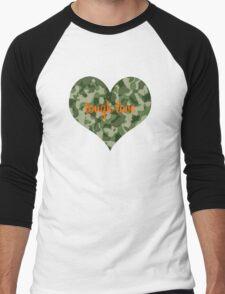 Tough Love Tee Men's Baseball ¾ T-Shirt