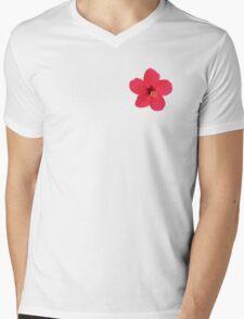 Pretty Little Flower Mens V-Neck T-Shirt