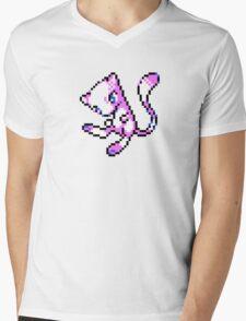 Mew Retro Mens V-Neck T-Shirt