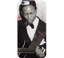CHARLIE CHRISTIAN - Jazz Guitar iPhone Case/Skin