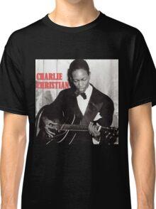 CHARLIE CHRISTIAN - Jazz Guitar Classic T-Shirt
