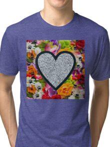 Less than 3  Tri-blend T-Shirt