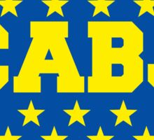 Boca Juniors Sticker