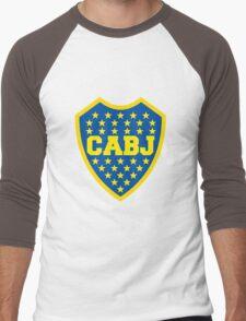 Boca Juniors Men's Baseball ¾ T-Shirt